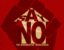 No to Domestic Violence – Tribute